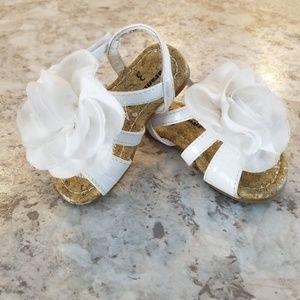a18997cd3398 Kids  White Sandals For Wedding on Poshmark